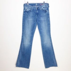 A-Pocket Flare Jeans 7 FOR ALL MANKIND